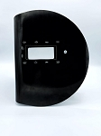 Pancake Helmet with EQC Lens Box ANSI Black