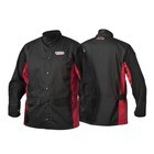 Lincoln Electric Shadow Split Leather Welding Jacket