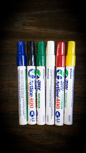 Jiffy Artline Paint Marker