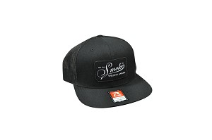 Up In Smoke Snap Back Hat