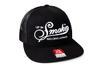 Up In Smoke Snap Back Hat  (CLICK TO SEE ALL COLOURS)
