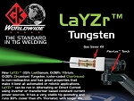 CK Tungsten Electrode LaYZR CHARTREUSE